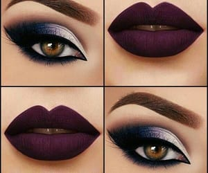 chic, lindo, and maquillaje image
