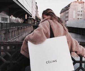 fashion, celine, and city image