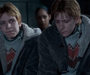 fred weasley and george weasley image