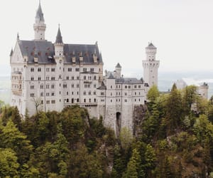aesthetic, bavaria, and castle image