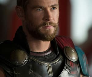 thor, Avengers, and Marvel image