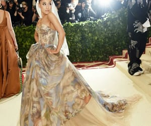 ariana grande, met gala, and style image