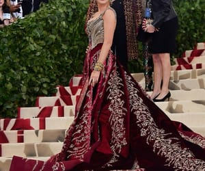 blake, blakelively, and dress image