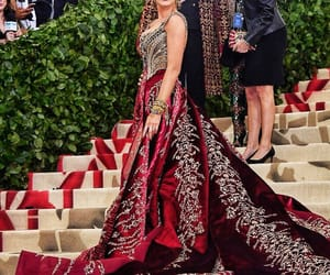 blake lively, met gala, and met gala 2018 image