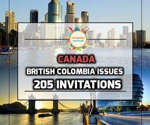 british columbia, visa news, and immigration to canada image