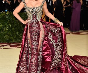 blake lively, met gala, and beautiful image