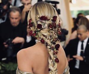 braids, jasmine sanders, and coiffure image