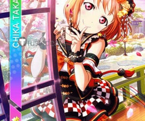anime cosplay, aqours new year, and lovelive new year image