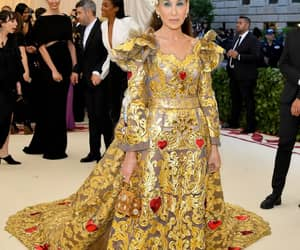 met gala 2018, fashion, and sarah jessica parker image