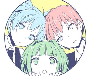 karma and assassination classroom image