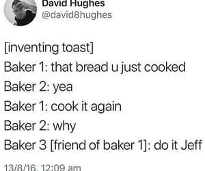 funny, invention, and toast image