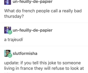 france, french, and funny image