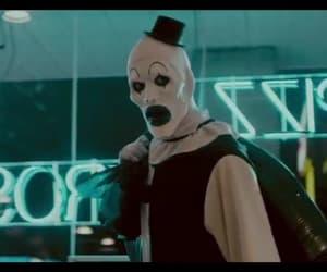 clown, clowns, and creepy image