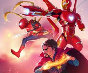 Avengers, heroes, and iron man image