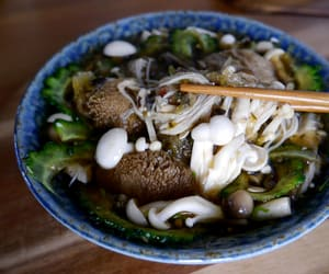 asian, healthy, and eat image
