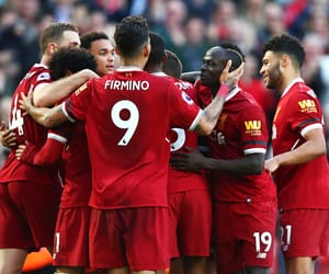 football, liverpoolfc, and anfield image