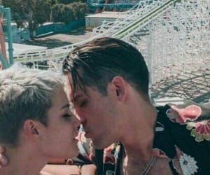 halsey, roler coster, and g eazy image