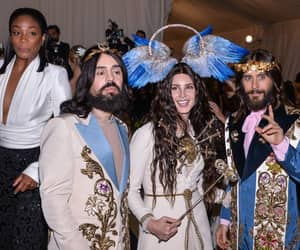jared leto, lana del rey, and alessandro michele image