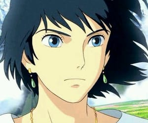 Howl, howl moving castle, and houru image