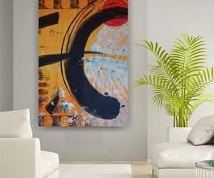 abstract, abstract art, and Abstract Painting image