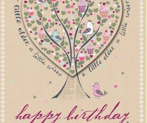 birthday, birthday card, and greetings image