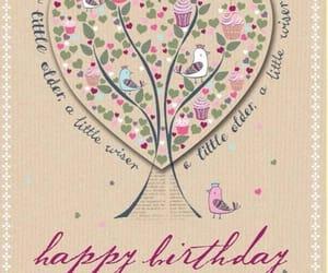 birthday, greetings, and birthday card image