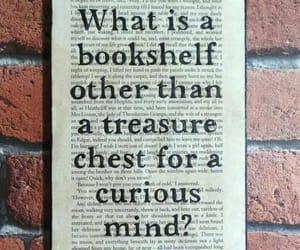 books, quotes, and bookshelf image