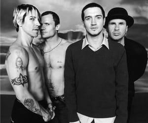 anthony kiedis, chad smith, and John Frusciante image