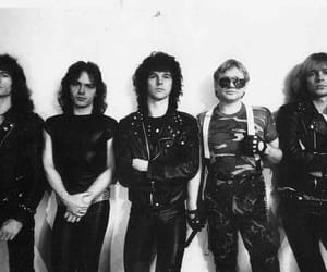 accept, hard rock, and heavy metal image
