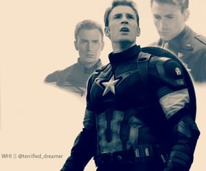 captain america, chris evans, and photo edit image