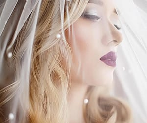 bride and wedding day image