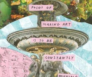 aesthetic, magazine, and art image