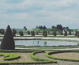 chateau de versailles, france, and paris image