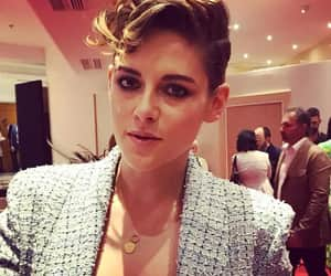 actress, kristen stewart, and hair style image