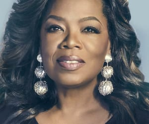 iconic, women, and oprah image