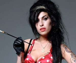 Amy Winehouse and love image
