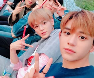 lucas, ten, and nct image