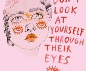 eyes, proud, and quote image