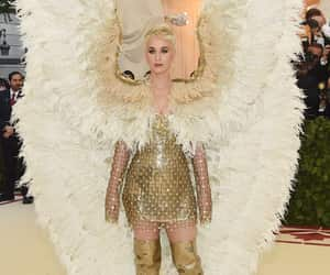baby, met gala, and katy perry image