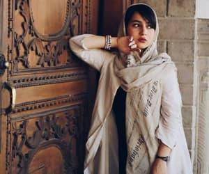 beauty, girl, and iranian image
