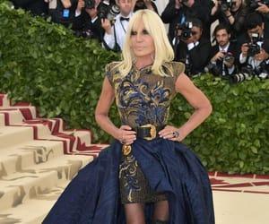 Catholic, event, and Donatella Versace image