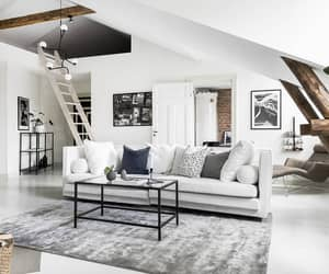 bedroom, decorating, and exposed beams image