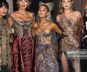 blake lively, serena, and sweetener image