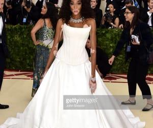 dress, white, and winnie harlow image