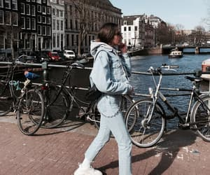 amsterdam, jeans, and street style image