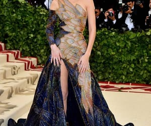 gigi hadid, fashion, and met gala image