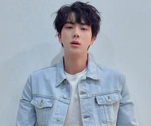 bts, love yourself, and kim seokjin image