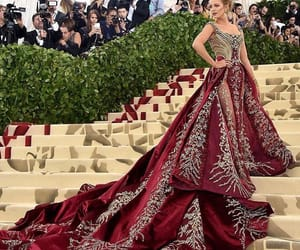 article, dress, and metgala image