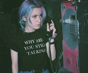 girl, grunge, and tumblr image