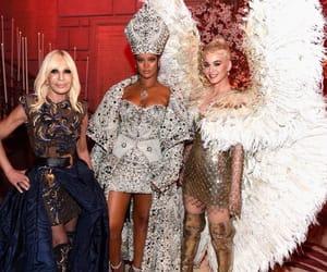 Donatella Versace, fashion, and katy perry image
